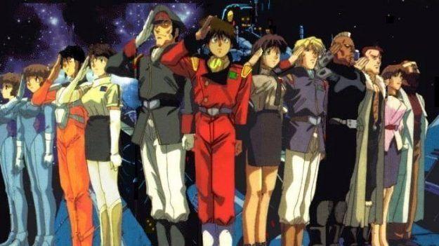 The Irresponsible Captain Tylor Anime Completo Latino por Mega
