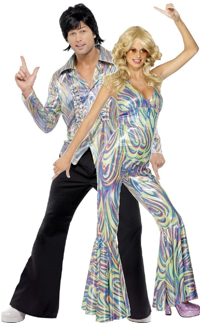 Disco dress ladies