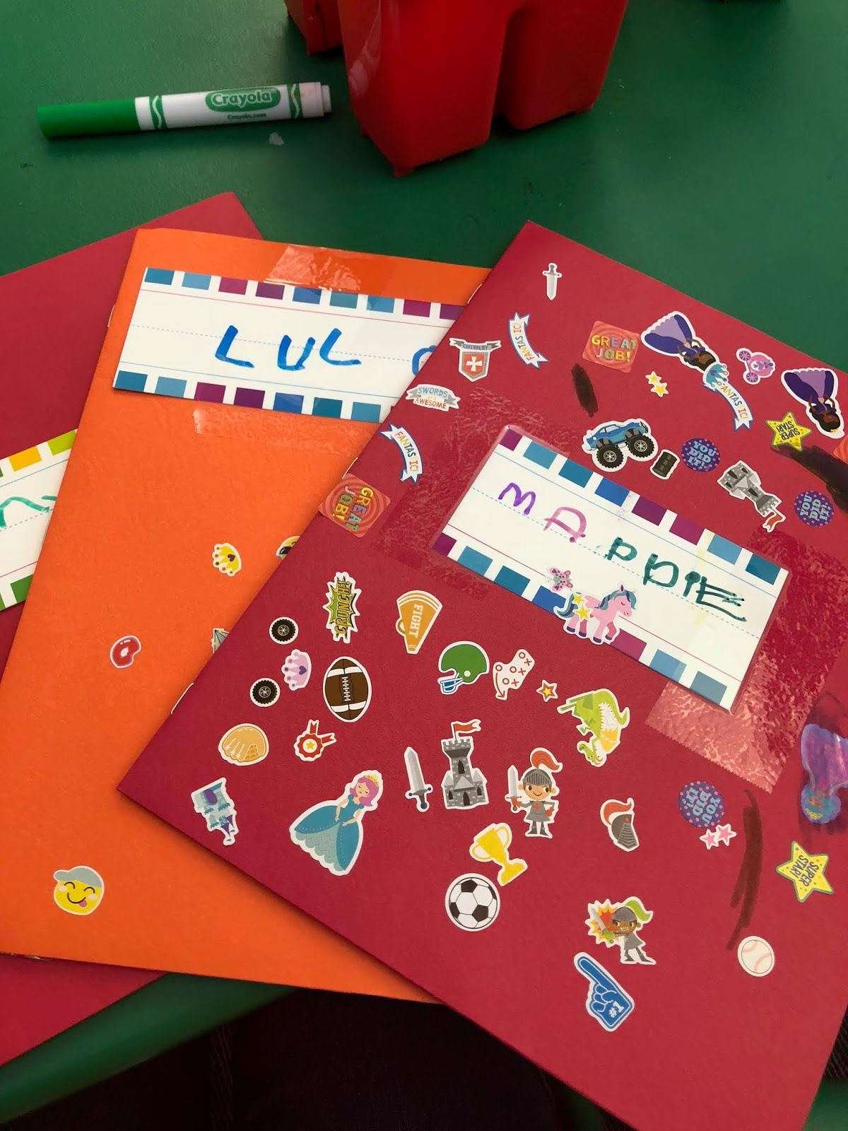 Fantastic Blog Post About Using Writing Journals In Pre K