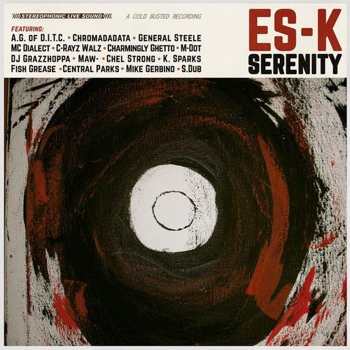 Es K Serenity Ft A G Of D I T C General Steele Of Smif N Wessun With Images Serenity Cool Things To Buy Music