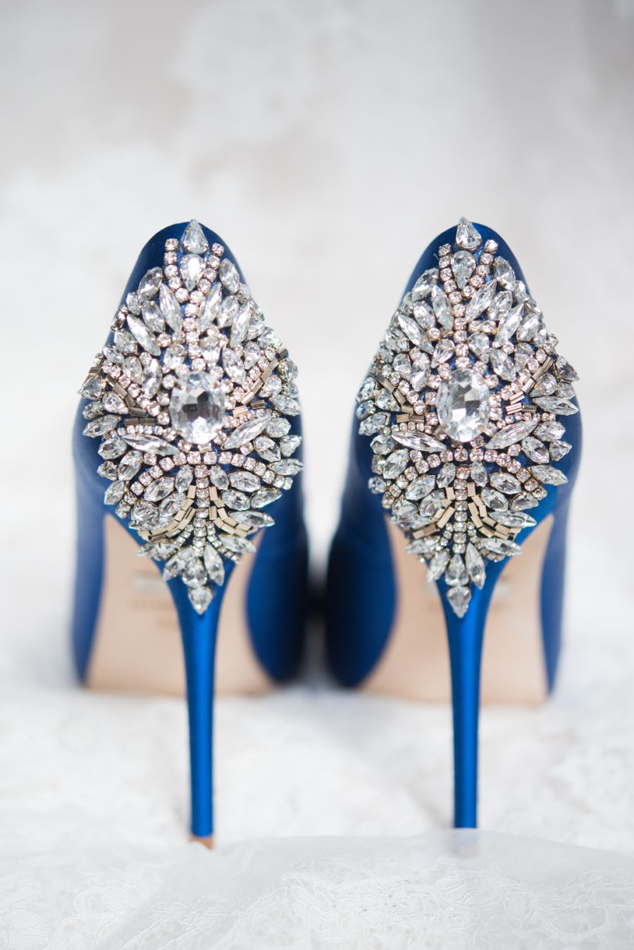 One Of The Ways To Incorporate Your Something Blue Is Make A Statement With Pair Gorgeous Shoes Course