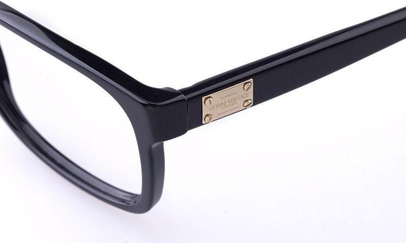 ae8285075f5c Versace VE3173 Acetate Mens Oval Full Rim Optical Glasses for Fashion