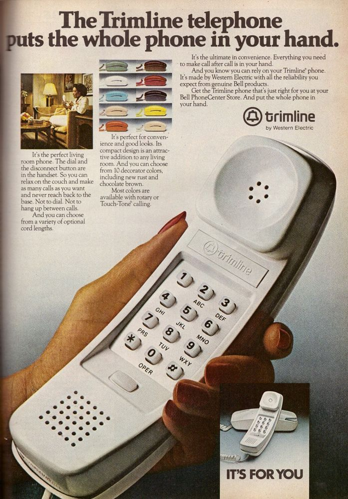 details about bell telephone system 1937 magazine print ad 1980 western electric trimline telephone print ad advertisement vintage vtg 80s bell