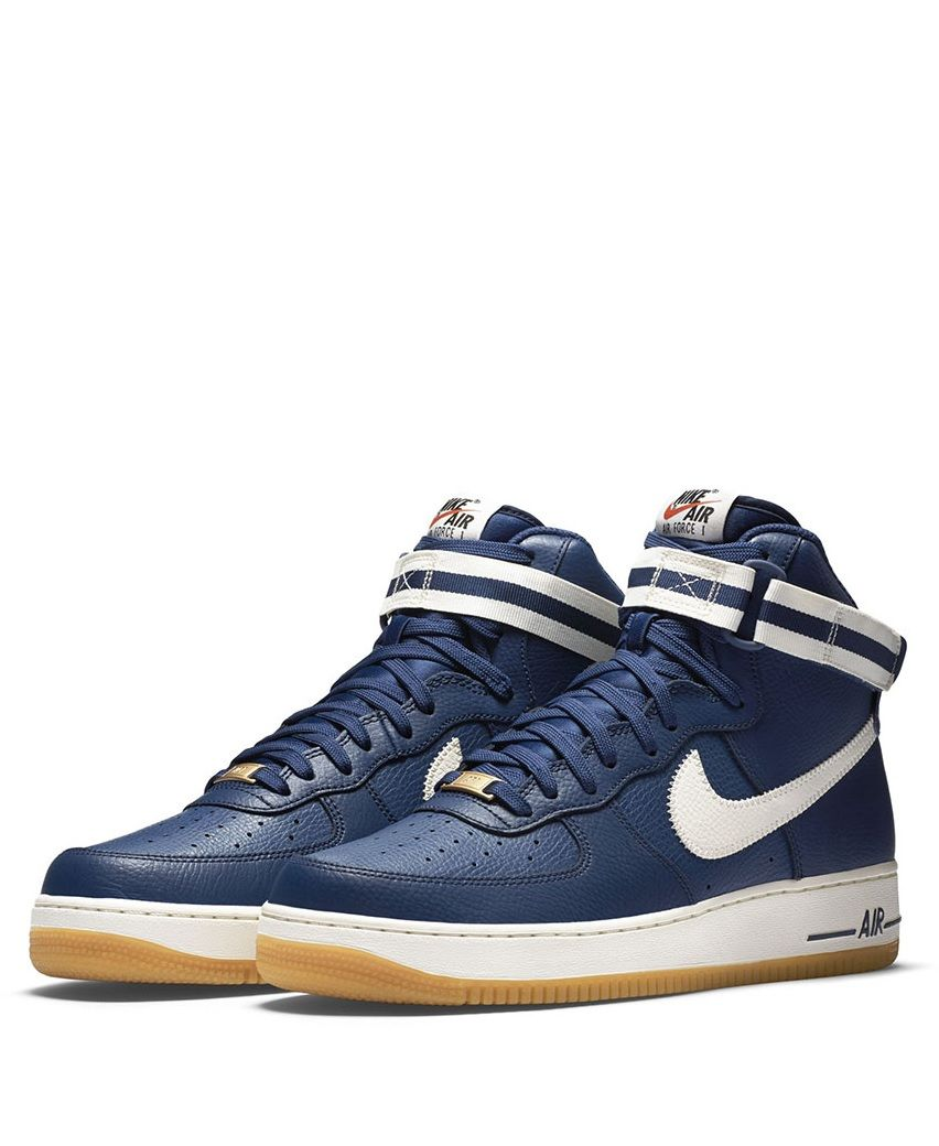 Nike Air Force 1 High: Crystal Blue senaste tillskottet.