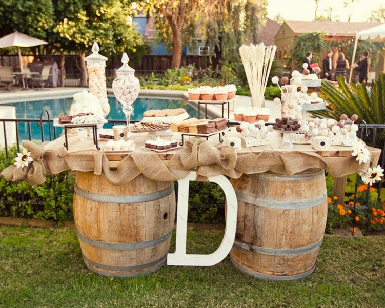 rustic wedding decorations ideas country weddings country wedding decor ideal weddings 7214