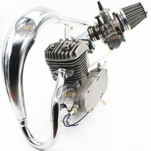 Source petrol bike engine kit 2 stroke 49cc 50cc 60cc 66cc 70cc 80cc