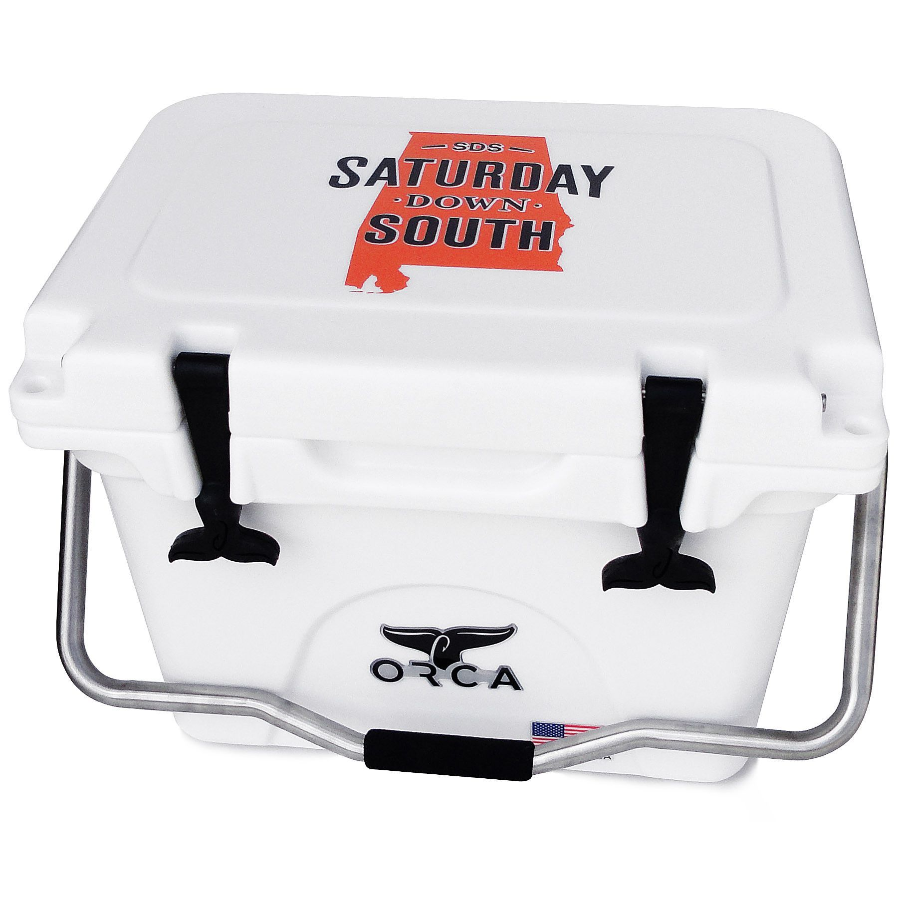 Auburn, AL - SDS Signature 20 Qt. Cooler by ORCA