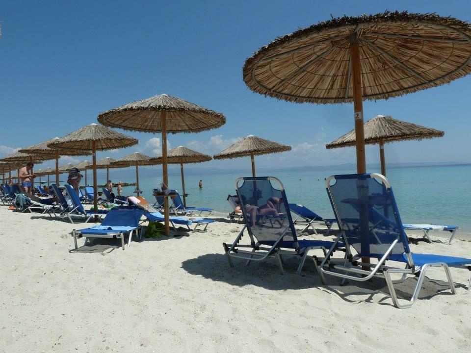 Athitos, Halkidiki, Greece | Halkidiki, Greece, Patio umbrella