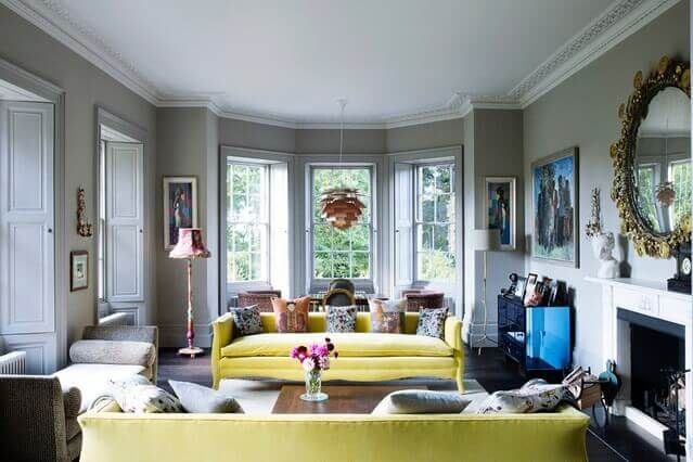 Modern Living Room Ideas: 6 Ways To Modernise Your Space
