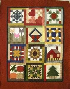 Image Search Results For Thimbleberries Block Of The Month
