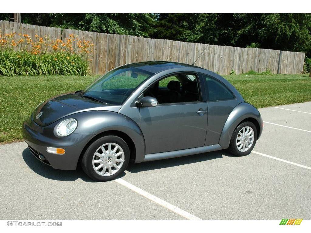 2005 vw beetle dark silver - Google Search Vw Beetles, Vw Bugs, Bubbles,