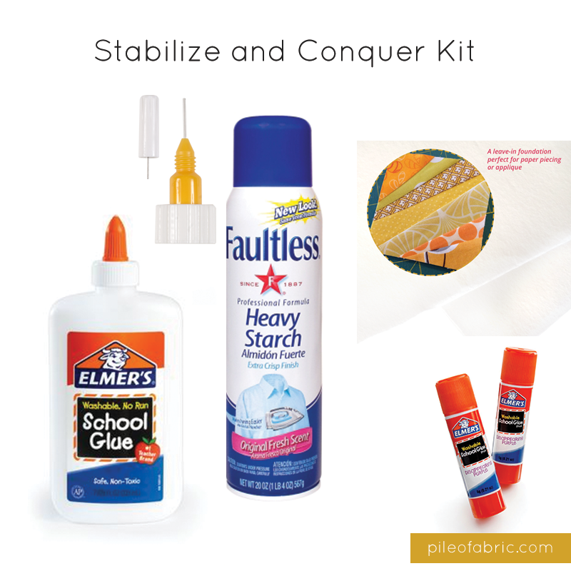 Stabilize and Conquer Kit