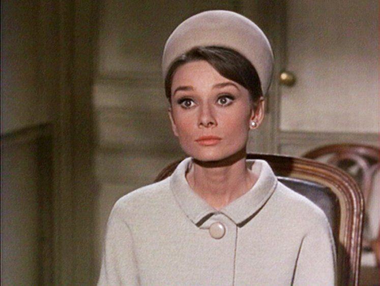 Love her wardrobe from Charade   Audrey hepburn charade, Audrey hepburn movies, Audrey hepburn style