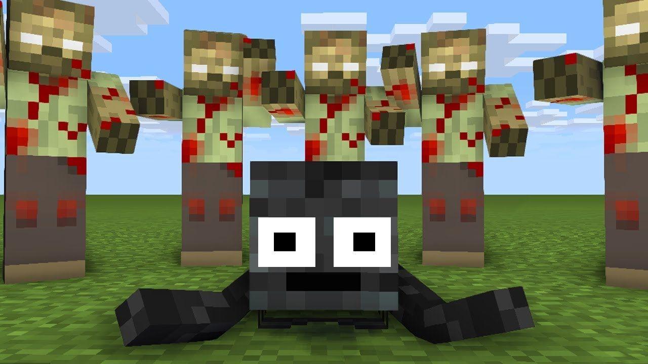 Monster School : FUNNY ZOMBIE APOCALYPSE Challenge - Minecraft
