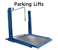 4 Post Lifts, Mobile Car Lifts for sale, Home Garage Lifts ...