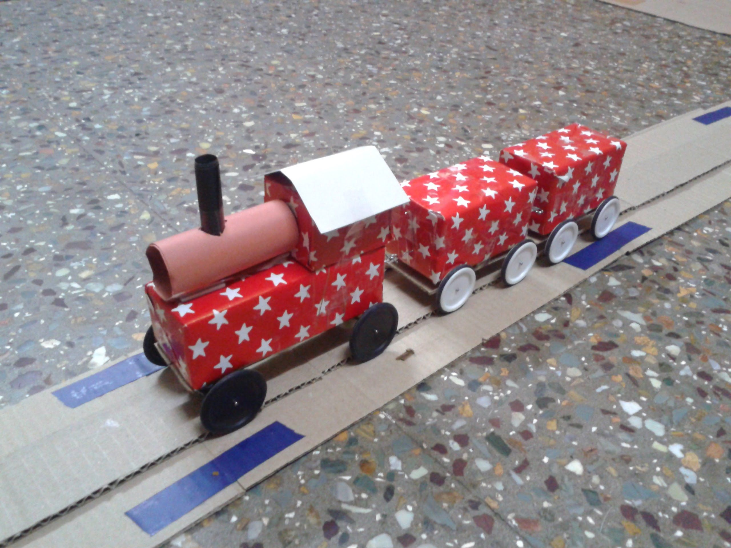 Toy Car Track To Make At Home 61
