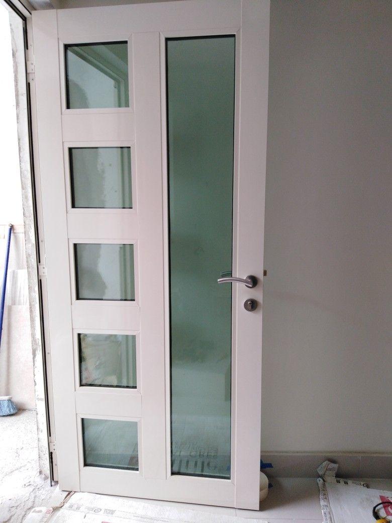 Puertas Y Disenos Puertas De Aluminio Blanco Puertas De Aluminio Modernas Puertas De Aluminio Exterior