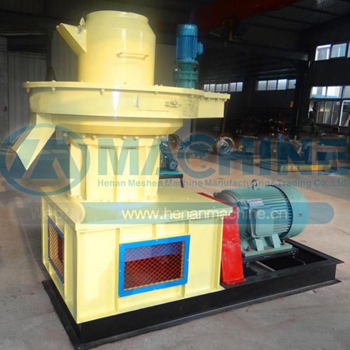 New design straw fuel wood pellets machine for sale (With ...