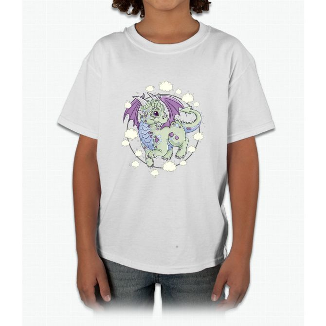 Dragon in the Clouds Young T-Shirt