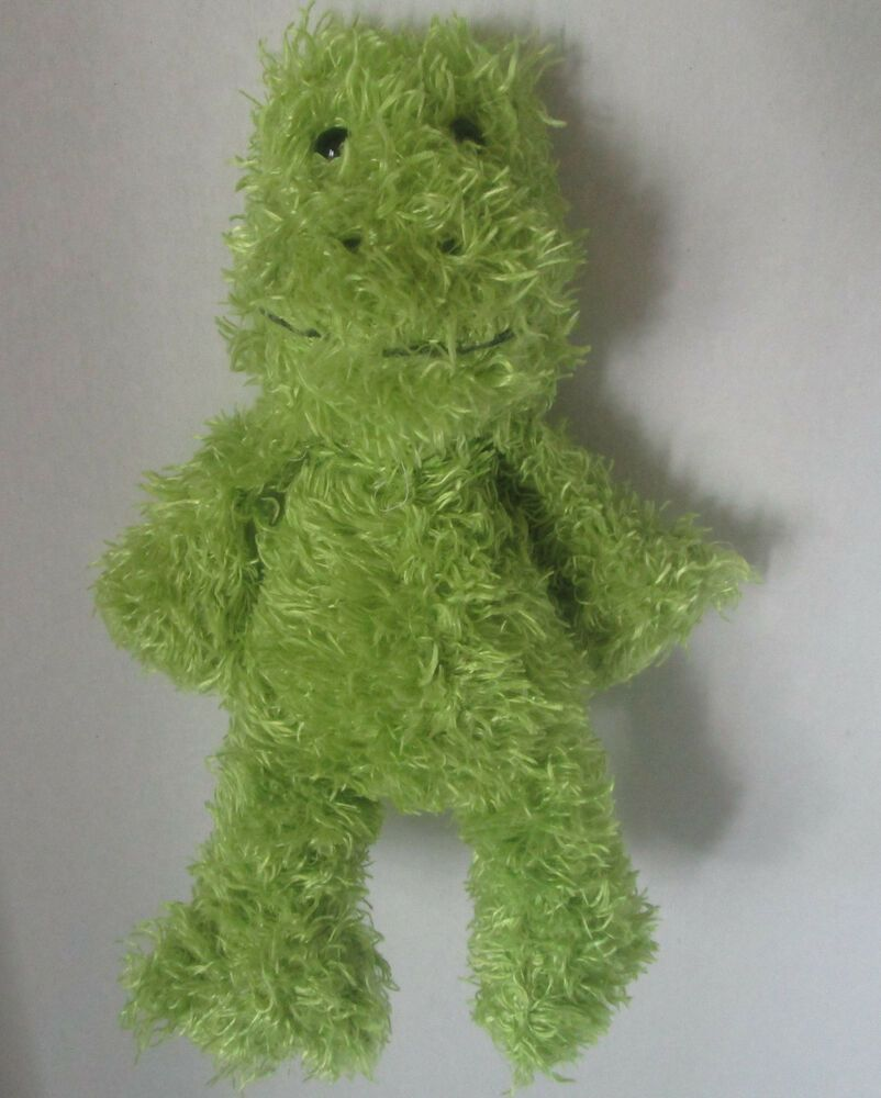 Jellycat Baby Frog Bunglie Small Green Plush Stuffed Toy Doll 8 Jellycat Soft Toy Animals Baby Plush Toys Baby Frog