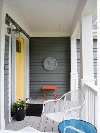 June Day Sw 6682 Yellow Paint Color Sherwin Williams Sherwin Williams Paint Colors Yellow Paint Colors Door Paint Colors