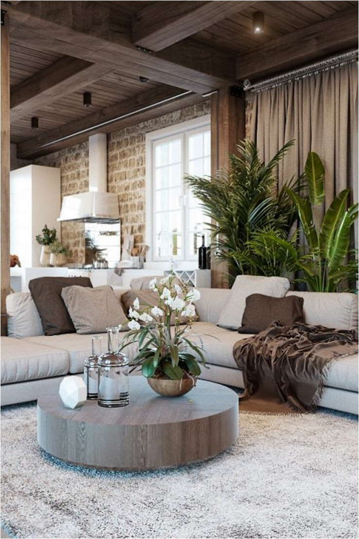 Advice To Follow When Considering Home Decor Design Get Nice Home Decor Modern Rustic Living Room Mediterranean Living Rooms Rustic Chic Living Room