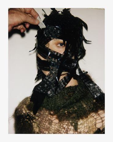 Model: Shalom Harlow