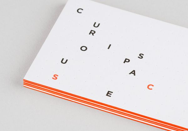 Curious Space Identity by Mash Creative