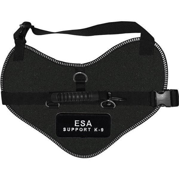 Emotional Support Animal Support K 9 Classic Dog Harness Vest