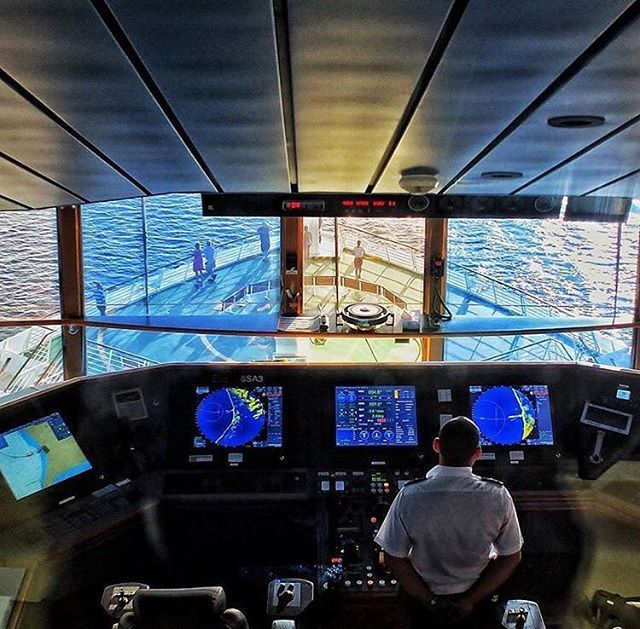 I always wanted a peek at the controls of a cruise and here it is, the controls of the Adventure of the Seas.  www.TheCruisinLife.com #TheCruisinLife  (: @ljwalton1) #adventureoftheseas #adventureoftheseas2016 #adventureoftheday