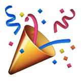 Party Popper Emoji Cool Emoji Emoji Emoji Party