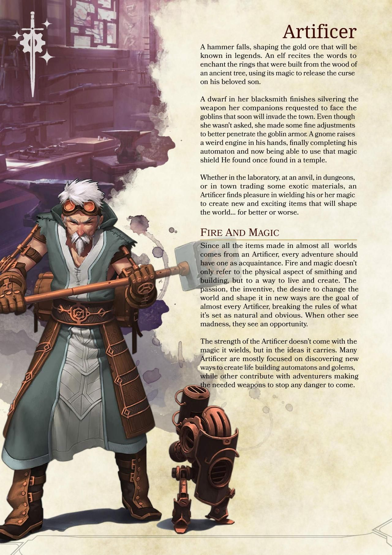 Pin by Alec Ogburn on RPG | Pinterest | Dnd 5e homebrew, RPG and Dragons
