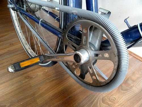 D Y I Chain Guard Yo Lowrider Bicycle Bike Accessories Diy
