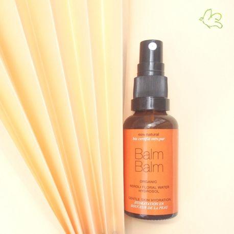 Eau Florale Fleur D Oranger Bio 30ml Balm Balm 100 Organic