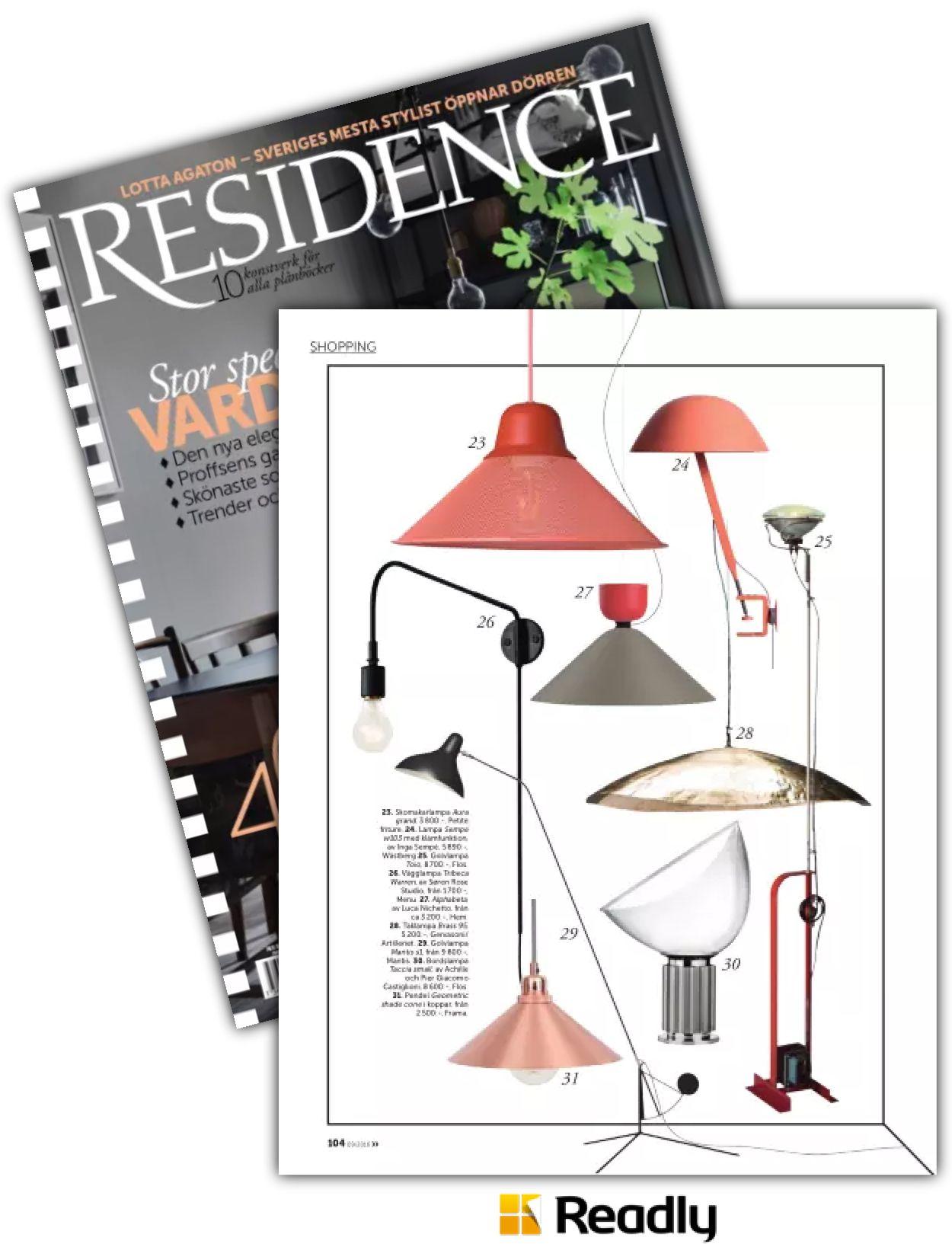 tips om residence 16-09 sidan 104   belysning   pinterest   om