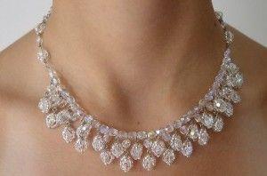 0177211fd53a 12 Collares bonitos para lucir en tu fiesta de 15 años (10 ...