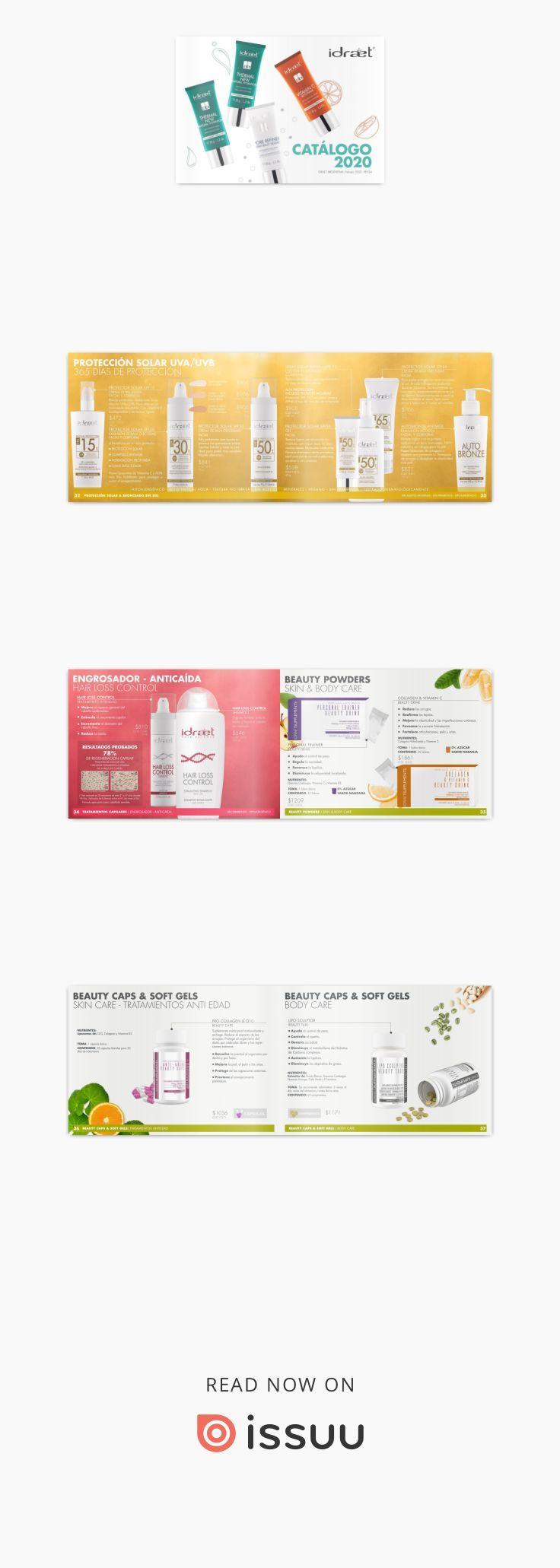 Catálogo 2020 Idraet Dermopurity