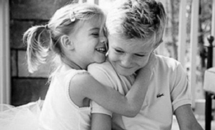 Брат и сестра картинки на аву