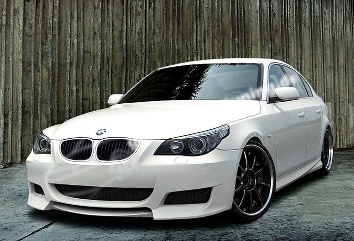 bmw e60 bodykit frontsch rze hecksch rze seitenschweller. Black Bedroom Furniture Sets. Home Design Ideas