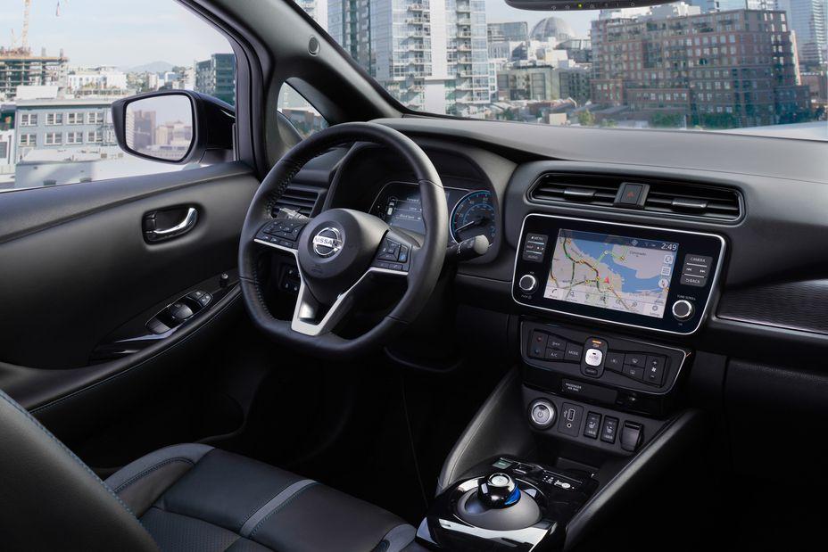 2019 Nissan Leaf Range Redesign Nissan Leaf Nissan Leaf Range Nissan