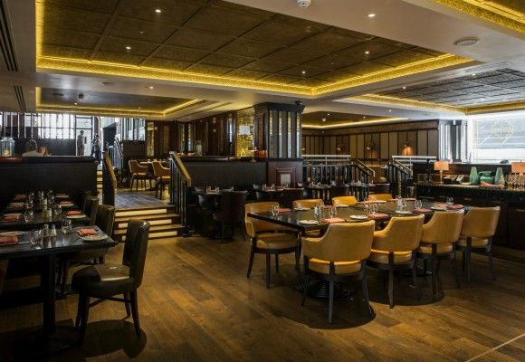 The Strand Dining Rooms  An Allday British Dining Restaurant Inspiration The Strand Dining Rooms Design Ideas