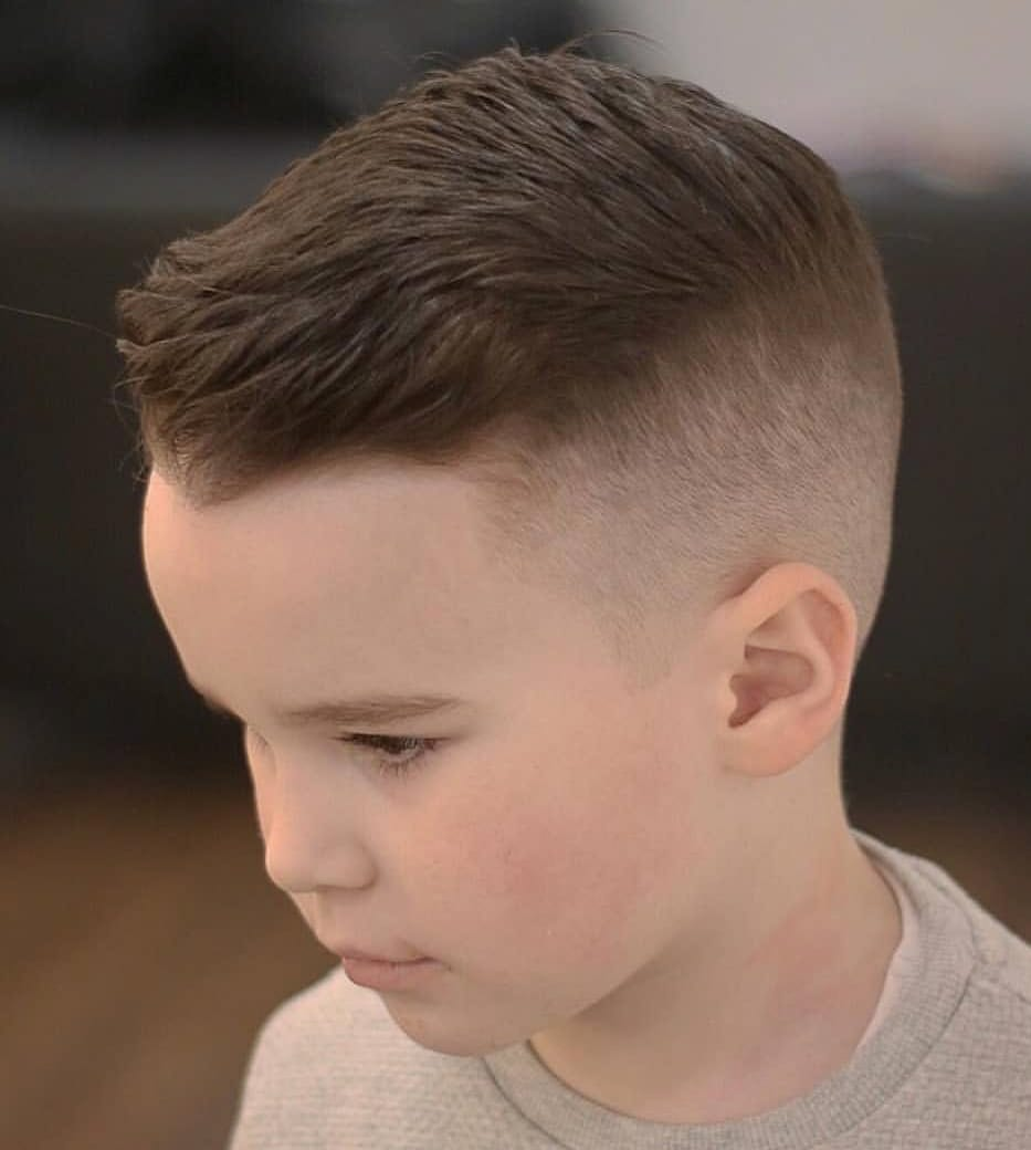 60 Cute Toddler Boy Haircuts Your Kids Will Love Boys Haircuts Boy Haircuts Short White Boy Haircuts