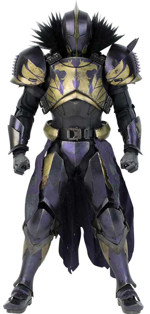 Destiny 2 Titan Golden Trace Shader Sixth Scale Collectible Figure By Threea Toys Sideshow Collectibles Destiny Titan Armor Destiny Titans