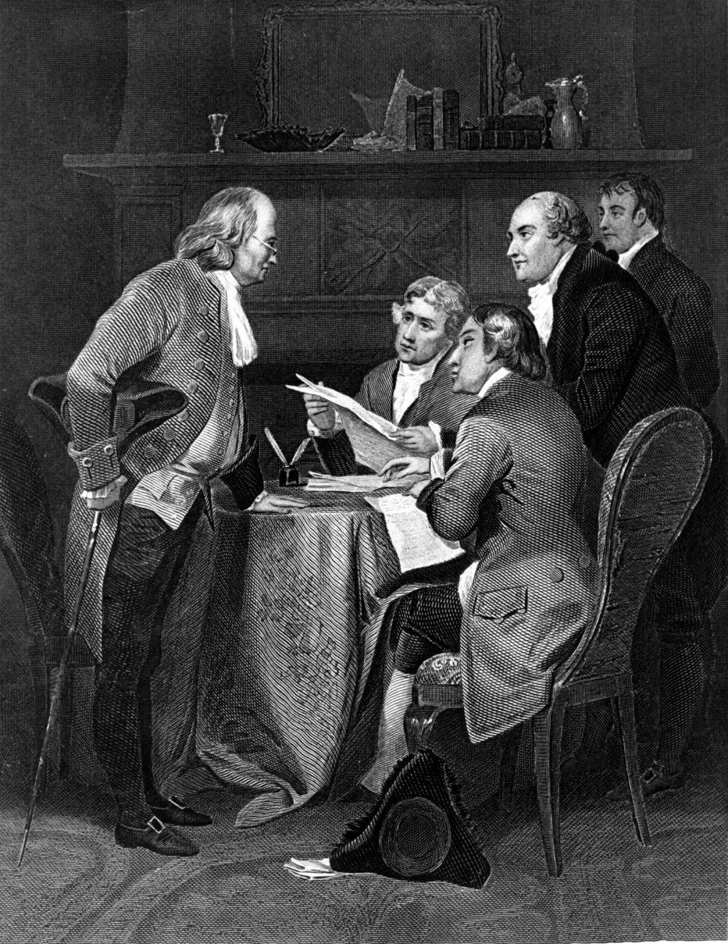 Thomas Jefferson Member Of Continental Congress