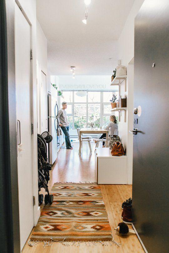 Narrow Room Decorating Tips Härligt hemma Pinterest Apartment