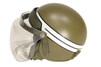 Military Surplus,French Motorbike Helmet