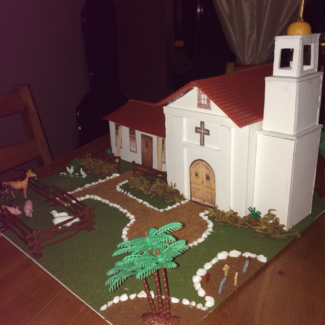 Mission Santa Clara De Asis Floor Plan Mission Project Mission Project Pinterest