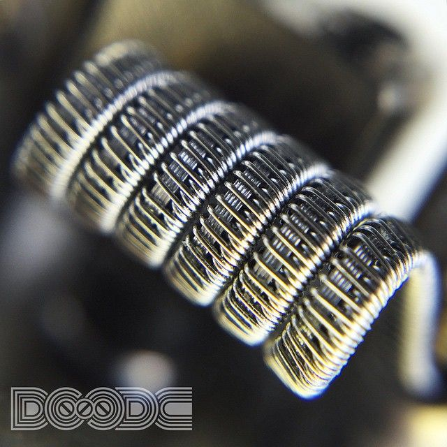 half staple staggered fused clapton 26ga an80 5pcs 5mm