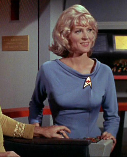 majel barrett movies and tv shows