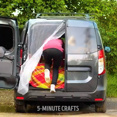 Photo of Camping hacks that are truly genius.
